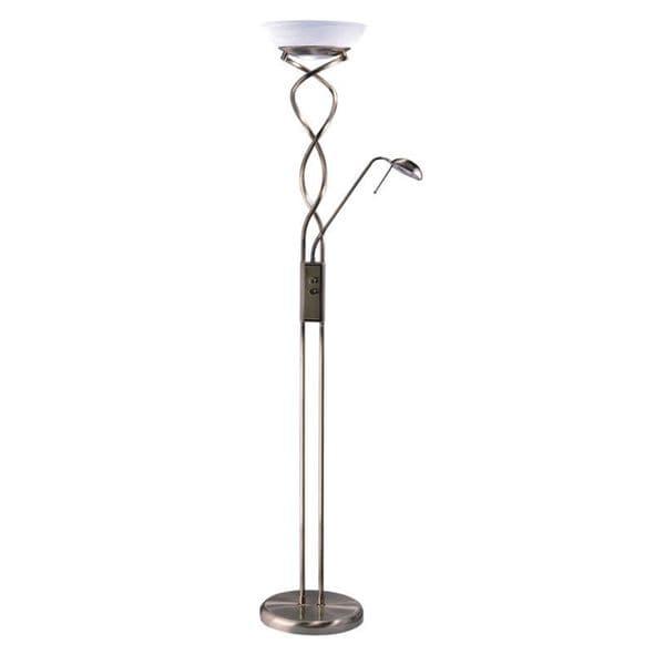 Noah 2-Light 72-in. Floor Lamp