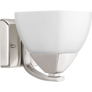 Progress Lighting P2700-09 Appeal Grey Metal One-light Bathroom Illumination