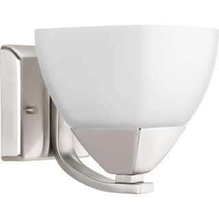 Progress Lighting P2700-09 Appeal Grey Metal One-light Bathroom Illumination|https://ak1.ostkcdn.com/images/products/12118615/P18978619.jpg?impolicy=medium