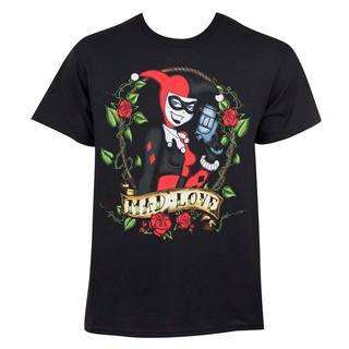 Harley Quinn Black Mad Love T-shirt