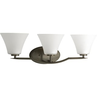 Progress Lighting P2006-20W Bravo 3-light Vanity Fixture