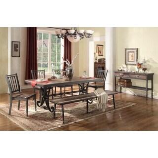 LYKE Home Analiese Metal Table
