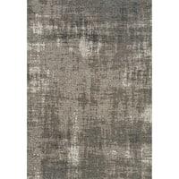 Curio Grey Tree Bark Rug (5'1 x 7'7)