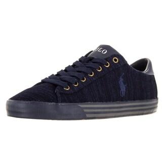 Polo Ralph Lauren Men's Harvey Dk Indigo Casual Shoe