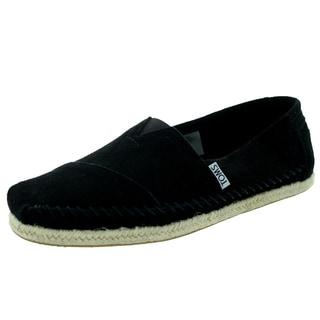 Toms Men's Classic Black Casual Shoe