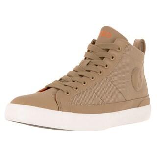 Polo Ralph Lauren Men's Clarke Sk Vlc Khaki Casual Shoe