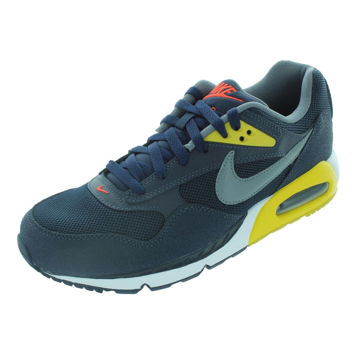 esférico Con Júnior  Nike Air Max Correlate Running Shoes Obsdn/Grey/Sprt /Tm Orange - Overstock  - 12118865