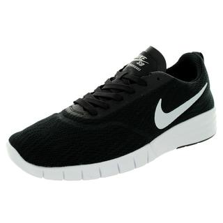 Nike Men's Paul Rodriguez 9 R/R Black/White/Black Skate Shoe