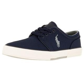 Polo Ralph Lauren Men's Faxon Low Nwt/Navy Casual Shoe