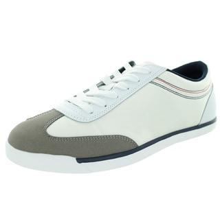 Tommy Hilfiger Men's Wayne White Multi Casual Shoe