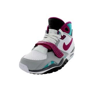 Nike Men's Air Trainer Sc Ii White/Brightt Magenta/Dark Grey/Wlf G Training Shoe