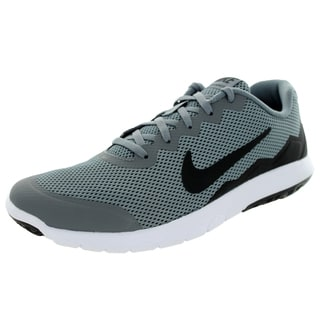 Nike Men's Flex Experience 4 Cool Grey/Black/Black Running Shoe