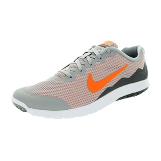 Nike Men's Flex Experience 4 WlfOrange/Dark Grey/White Running Shoe