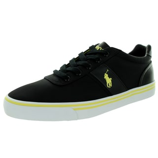 Polo Ralph Lauren Men's Hord Black/ Yellow Casual Shoe