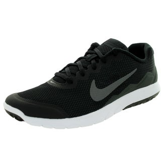 Nike Men's Flex Experience 4 Black/ Dark Grey/Anthrct/White Running Shoe