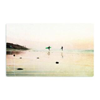 KESS InHouse Bree Madden 'Surfers' Artistic Aluminum Magnet