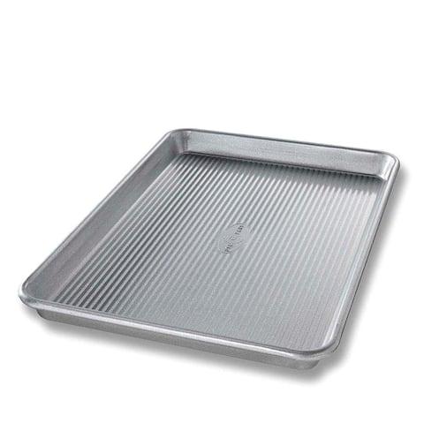 Corrugated Aluminized Steel Jellyroll Pan
