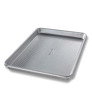 Corrugated Aluminized Steel Jellyroll Pan