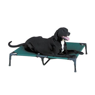 Guardian Gear Green Pet Cot