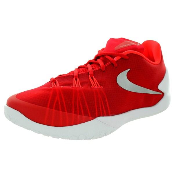 pretty nice 4e44e 7ea8b Nike Men  x27 s Hyperchase Tb University Red Metallic Silver White