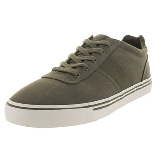 Polo Ralph Lauren Men's Hord Olive Casual Shoe