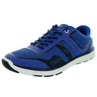 Tommy Hilfiger Men's Keay-Sc Blue Multi Casual Shoe