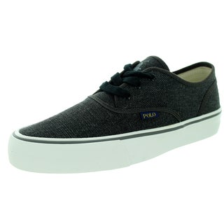 Polo Ralph Lauren Men's Morray Black Casual Shoe