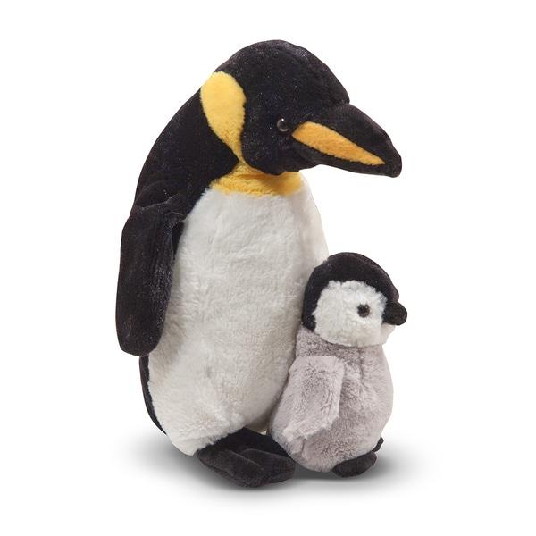 Melissa & Doug Webber Penguin with Baby