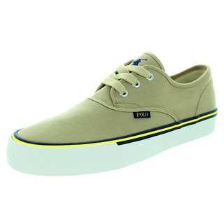 Polo Ralph Lauren Men's Morray Khaki Casual Shoe