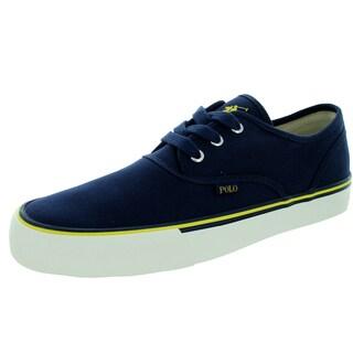 Polo Ralph Lauren Men's Morray Nwt Navy Casual Shoe