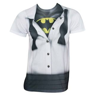 Batman Men's Tuxedo Costume Cotton and Polyester T-shirt