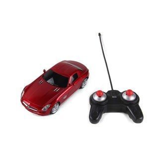 Mercedez Benz Licensed 1:24 Scale Remote Control Sport Car