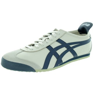 Onitsuka Tiger Unisex Mexico 66 Birch/India Ink/Latte Casual Shoe