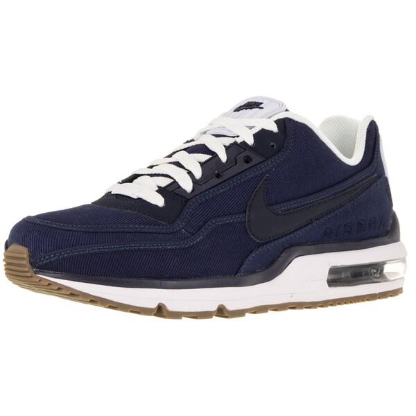 sale retailer 373c3 31126 Nike Men  x27 s Air Max Ltd 3 Txt Mid Navy Obsidian