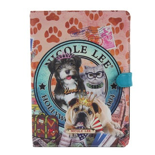 Nicole Lee Plastic World Tour Print Ipad Mini Case