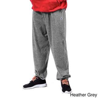 Champion Big and Tall Men's Fleece Pants