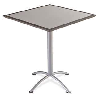 Iceberg Dura Comfort Edge iLand Square Tables - Gray