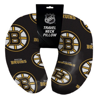 The Northwest Company Official NHL 117 Bruins Beaded Beaded Neck Pillow