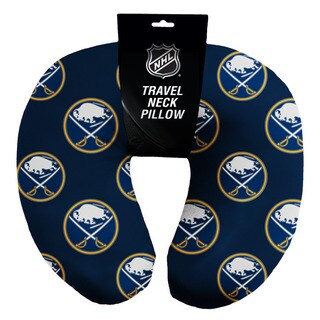 The Northwest Company Official NHL 117 Sabres Beaded Beaded Neck Pillow