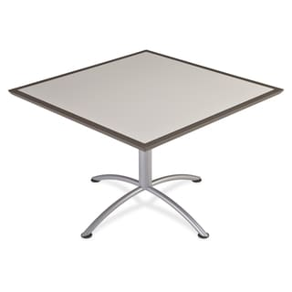 Iceberg Dura Comfort Edge iLand Square Tables - Gray