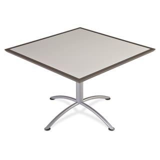 Iceberg Dura-Comfort Edge Rnd Hospitality Table - Gray