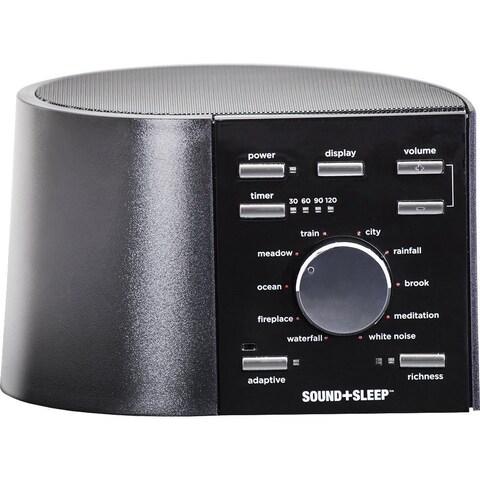 Adaptive Sound Technologies Sound + Sleep Adaptive Sound Sleep Therapy Machine