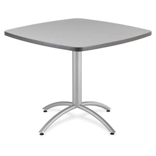 Iceberg CafeWorks Bistro Table - Gray