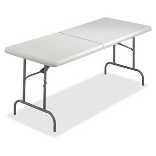 Iceberg IndestrucTable TOO Bifold Table - Platinum