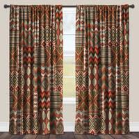 Laural Home Room-darkening Southwestern Window Curtain