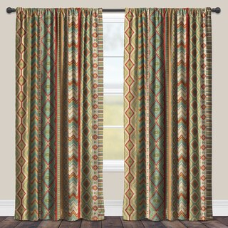 Laural Home Sage Room Darkening Window Curtain