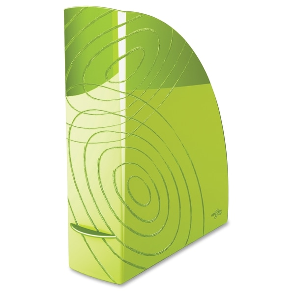 CEP Magazine Rack - Green. Opens flyout.