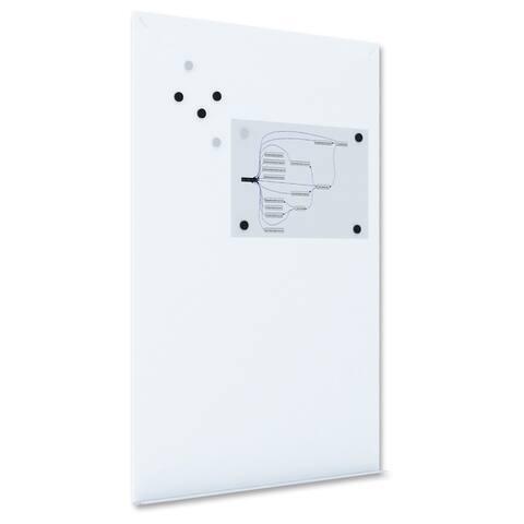 MasterVision Tile Whiteboard - White