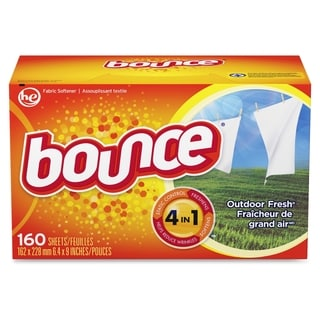 Bounce Dryer Sheets - Orange (160/Carton)