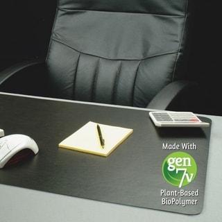 ES Robbins Natural Origins Bio-based Desk Pad - Black (1/Carton)